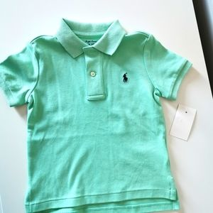 Ralph Lauren Polo Shirt Toddler